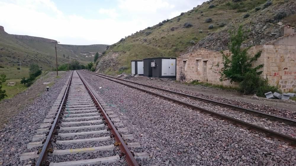 TCDD - Bogazkopru-Ulukisla-Yenice ve Mersin-Toprakkale Demiryolu Hat Kesimi Sinyalizasyon         ve Telekomünikasyon Sisteminin İnşası Projesi